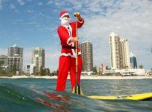 Christmas Celebration in Gold Coast, Australia