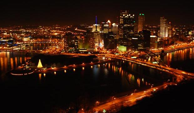 Pittsburgh New Year's Eve