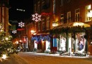 Enjoy your Christmas in Quebec with Ancient French Style