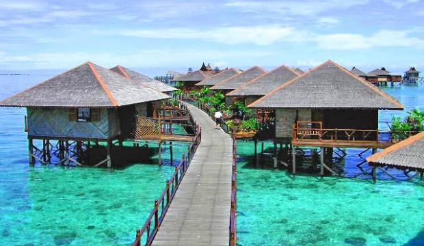 Sipadan Island in Sabah