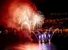 NYE Fireworks in Wellington