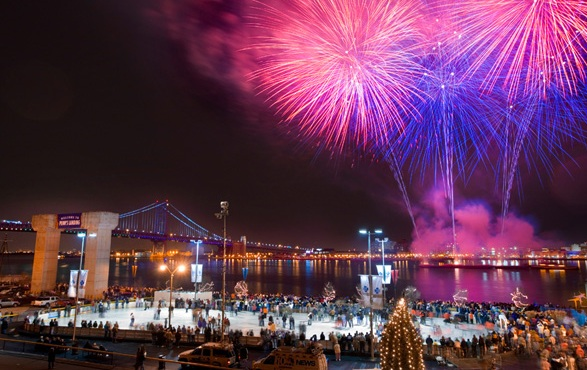 New Years Eve in Columbus City
