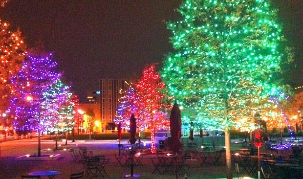 Christmas in Columbus, Ohio