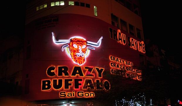 Crazy Buffalo Saigon Bar