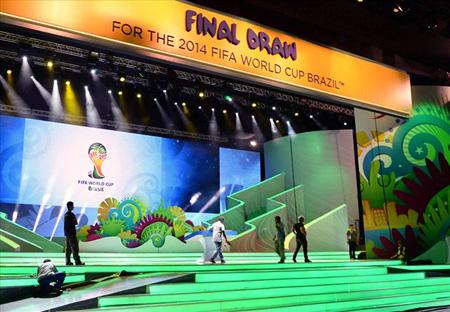 FIFA 2014 Final Draw