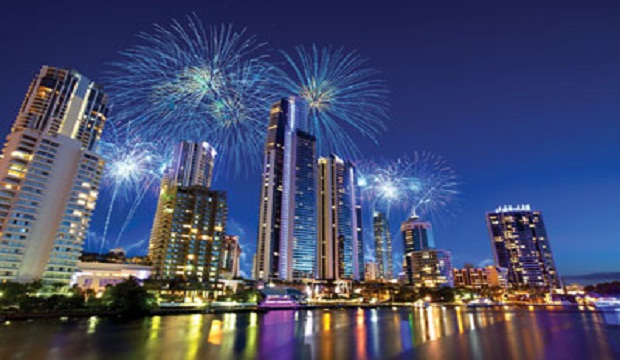 New Years Eve in Gold Coast AU