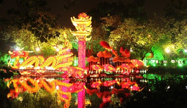 Guangzhou New Years Eve