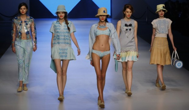 Hong Kong Fashion Week 2014