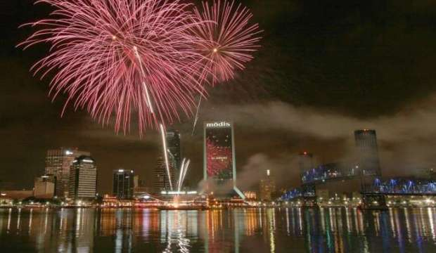 Jacksonville New Year's Eve