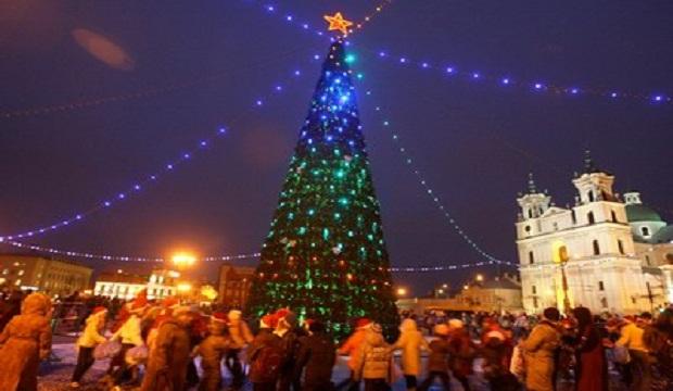Minsk New Years Eve