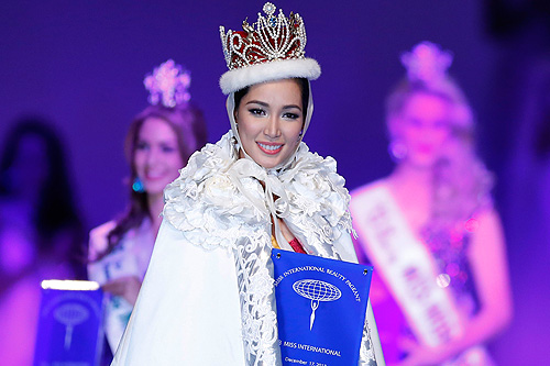 Miss International 2013 Winner