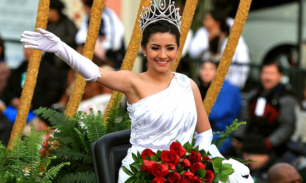 Rose Parade Queen
