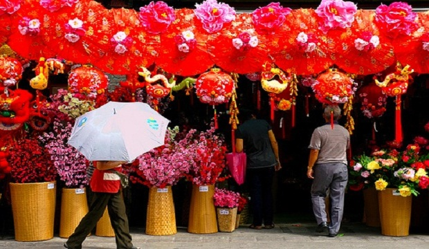 Top Cities Celebrating Chinese New Year 2015