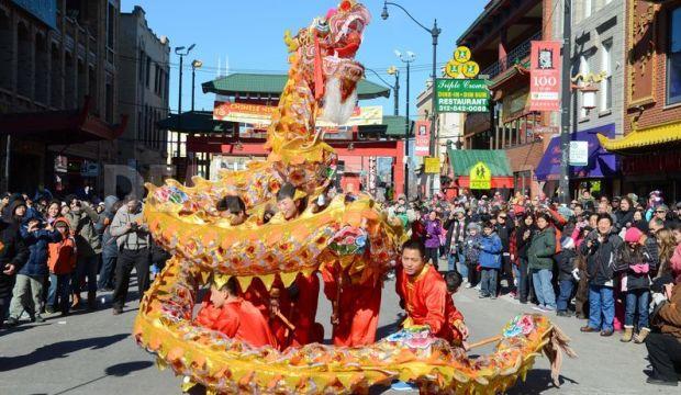 Chicago Chinese New Year