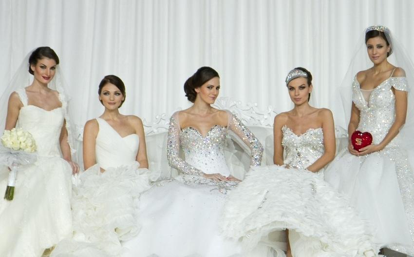 Dubai Bride Show 2014