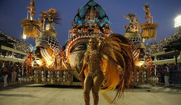 Rio Carnival Celebrations
