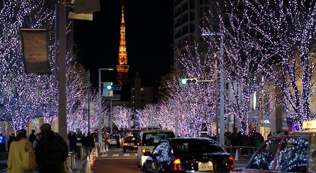 Christmas in Tokyo