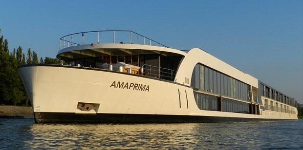 AmaPrima Cruise in Amsterdam