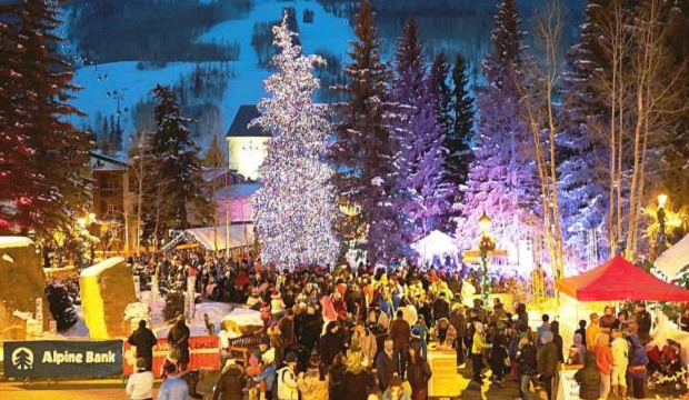 Christmas Celebrations in Vail