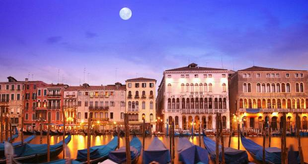 Venice Honeymoons