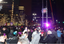 Celebrating New Years Eve 2015 in Detroit Michigan