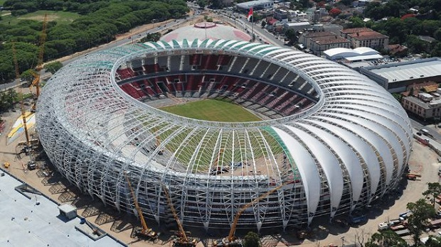 Estadio Beira Rio - World Cup 2014