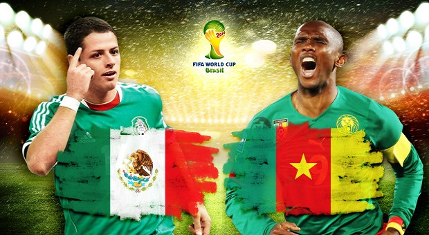 Cameroon vs Mexico Live Stream