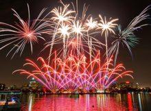 NYE Fireworks in Rhode Island