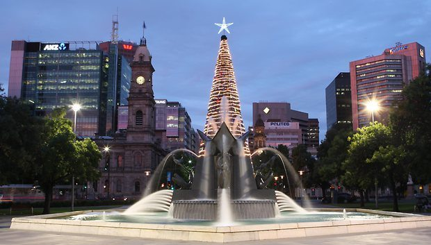 Adelaide New Years Eve