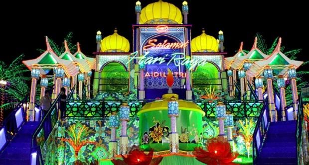 Hari Raya Celebration in Brunei