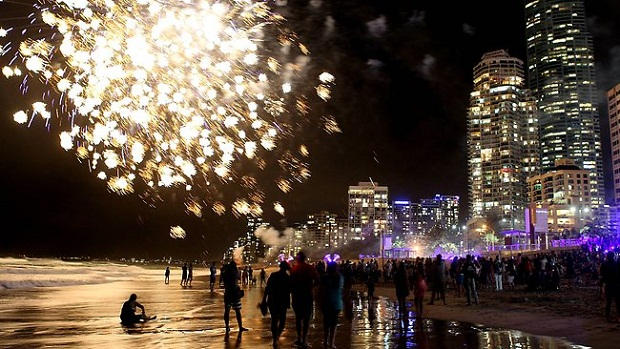 Surfers Paradise New Years Eve