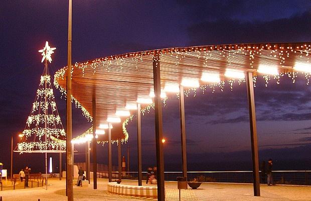 Christmas in Albufeira
