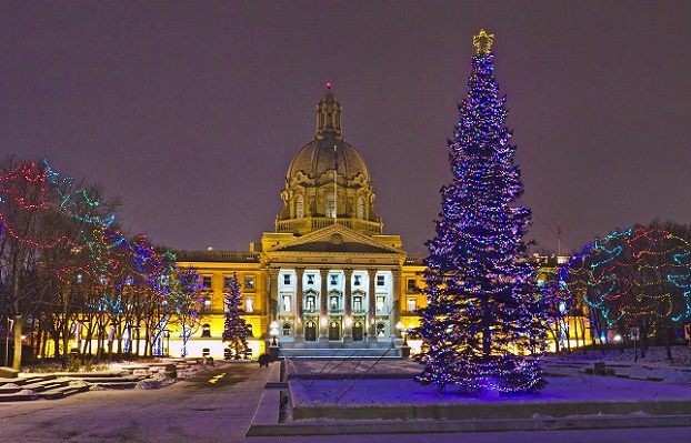 Christmas Events in Edmonton