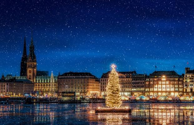 Christmas in Hamburg