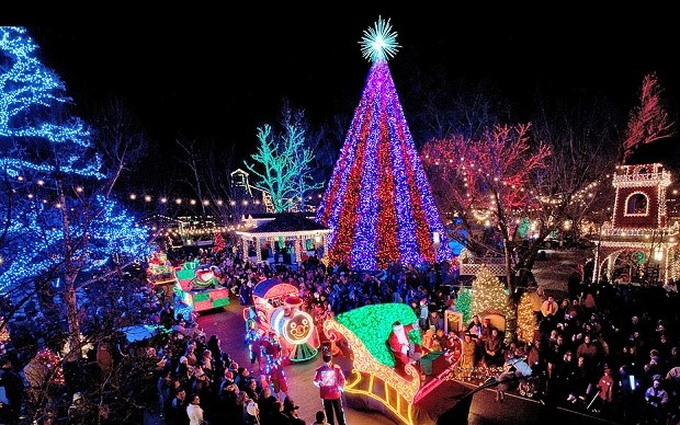 Missouri Events on Christmas