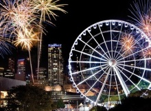 New YEars Eve in Brisbane