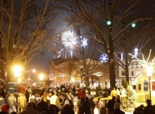 New Years Eve in New Jersey