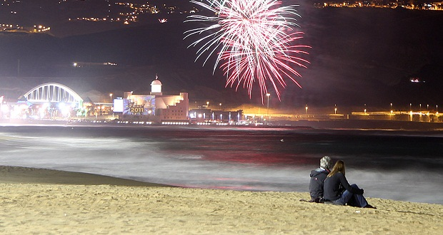 New Years Eve in Gran Canaria