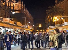New Years Eve in Sevilla