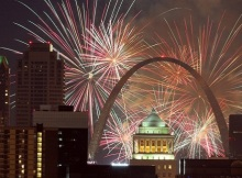 New Years Eve in St. Louis
