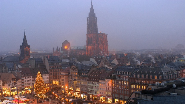 New Years Eve in Strasbourg