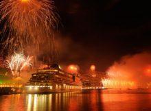 NYE Fireworks in Porto