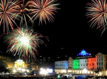 New Years Eve in Turin
