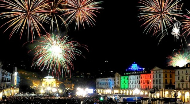 New Years Eve in Italy