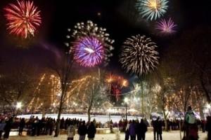 New Years Eve in Massachusetts