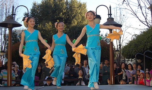 Chinese New Year in San Jose