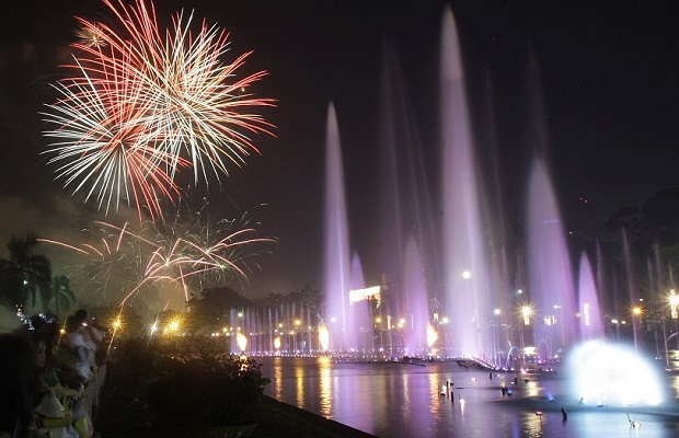 Enjoy Traditional 2020 Nye Party In Manila
