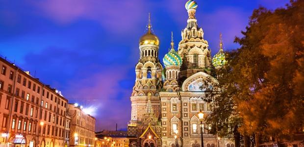 St Petersburg New Years Eve Celebrations