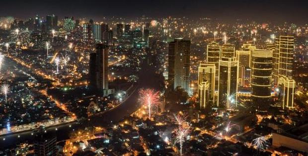 New Years Eve Celebrations in Manila