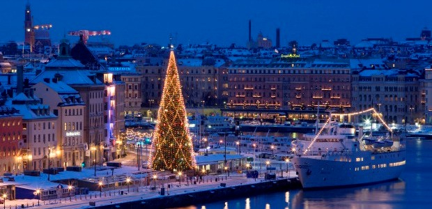 Christmas and New Year in Stockholm